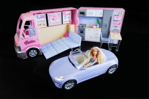 The ultimate Barbie accessory