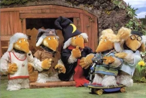 favourite-animals-wombles