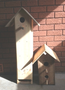 love-bird-houses
