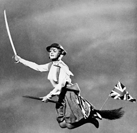 classic film review bedknobs and broomsticks 1971